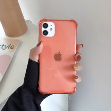 Simple Clear iPhone Case