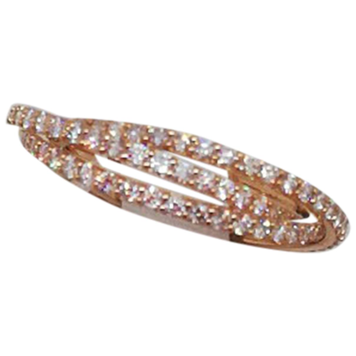 Davite & Delucchi - Bague   pour femme en or rose - dore