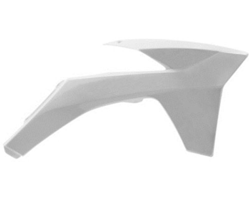 Acerbis 2314250002 Radiator Shroud White KTM SX125 13-15