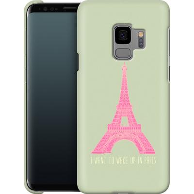 Samsung Galaxy S9 Smartphone Huelle - Oui Oui von Bianca Green
