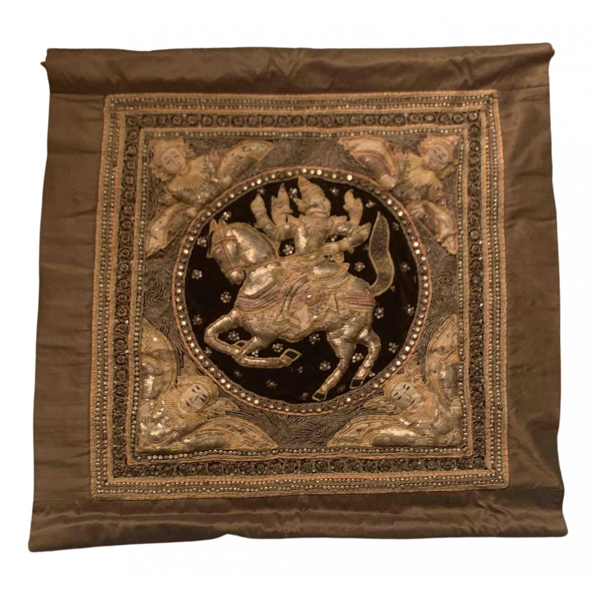 Textil de hogar de Terciopelo Non Signe / Unsigned
