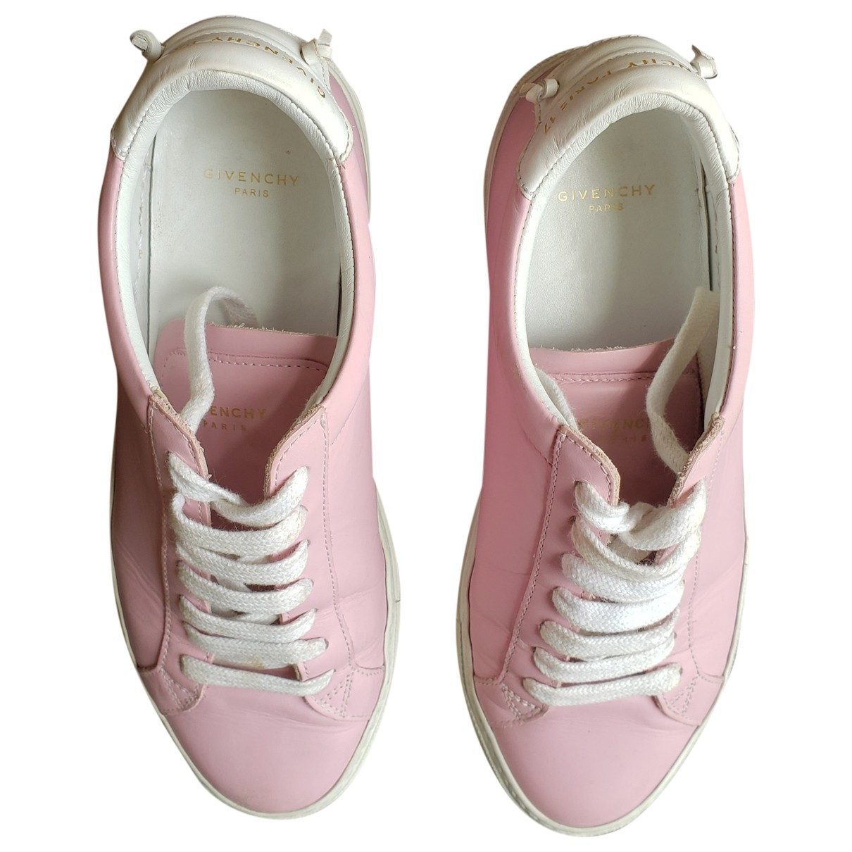 Givenchy \N Sneakers in  Rosa Leder