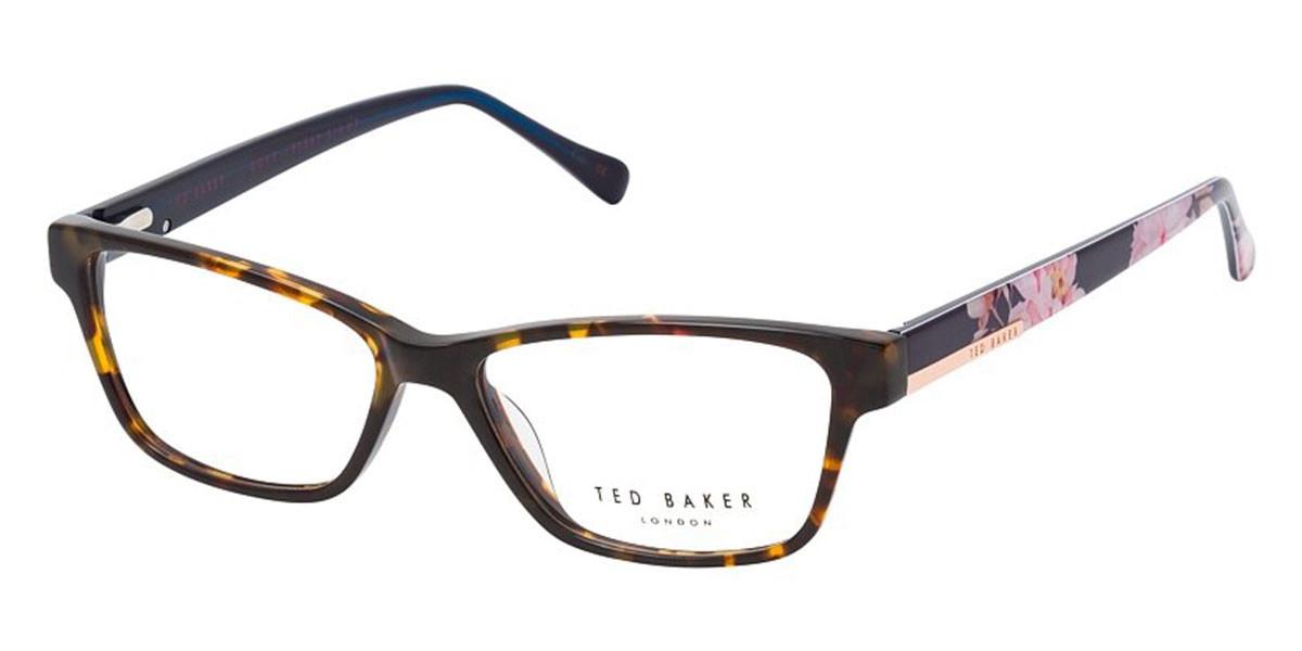 Ted Baker TB9186 Christa 145 Women's Glasses Tortoise Size 51 - Free Lenses - HSA/FSA Insurance - Blue Light Block Available