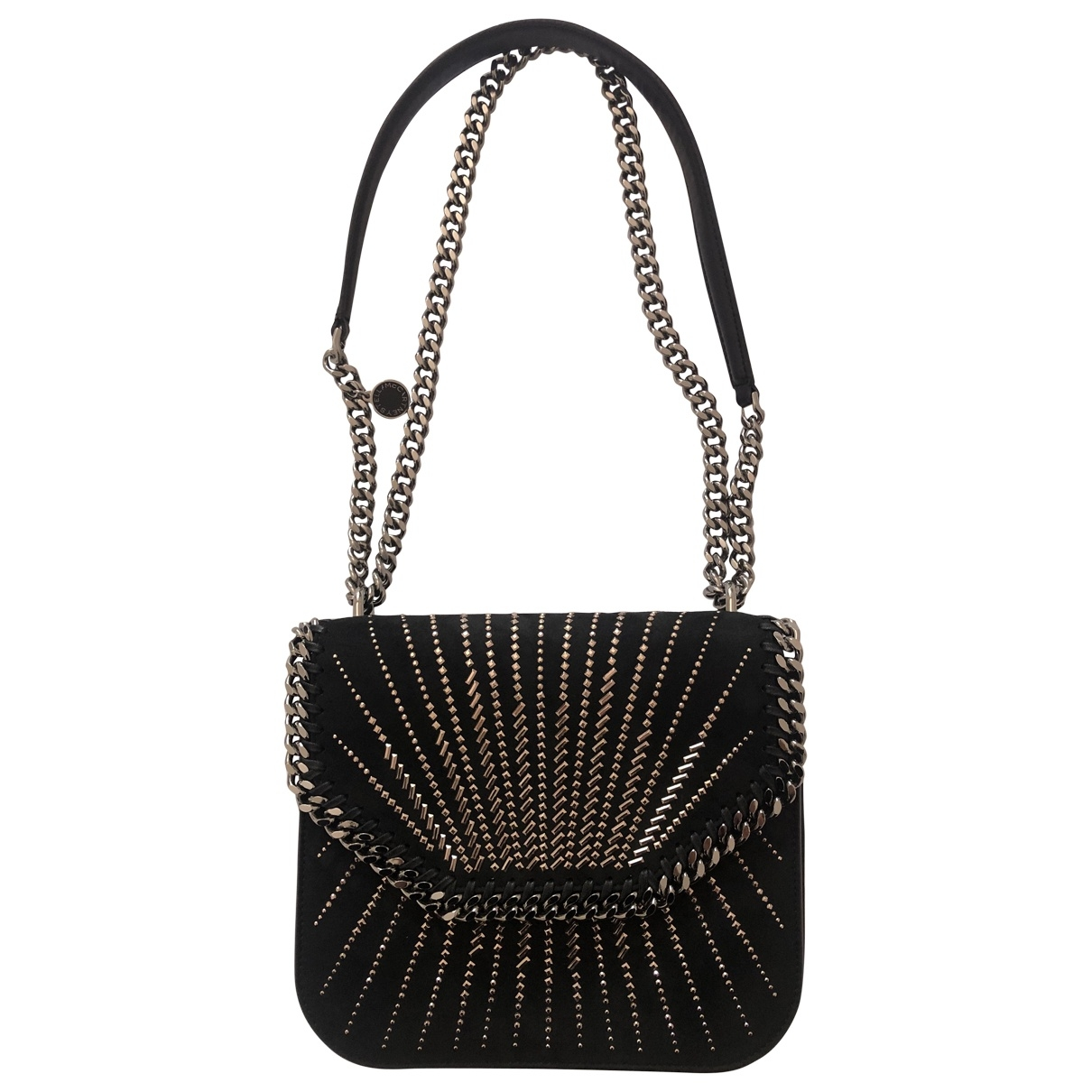 Stella Mccartney Falabella Box Black handbag for Women \N