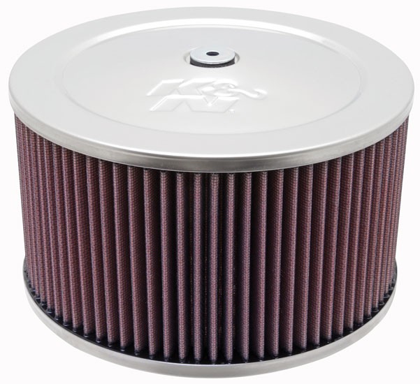 K&N 60-1365 Round Air Filter Assembly