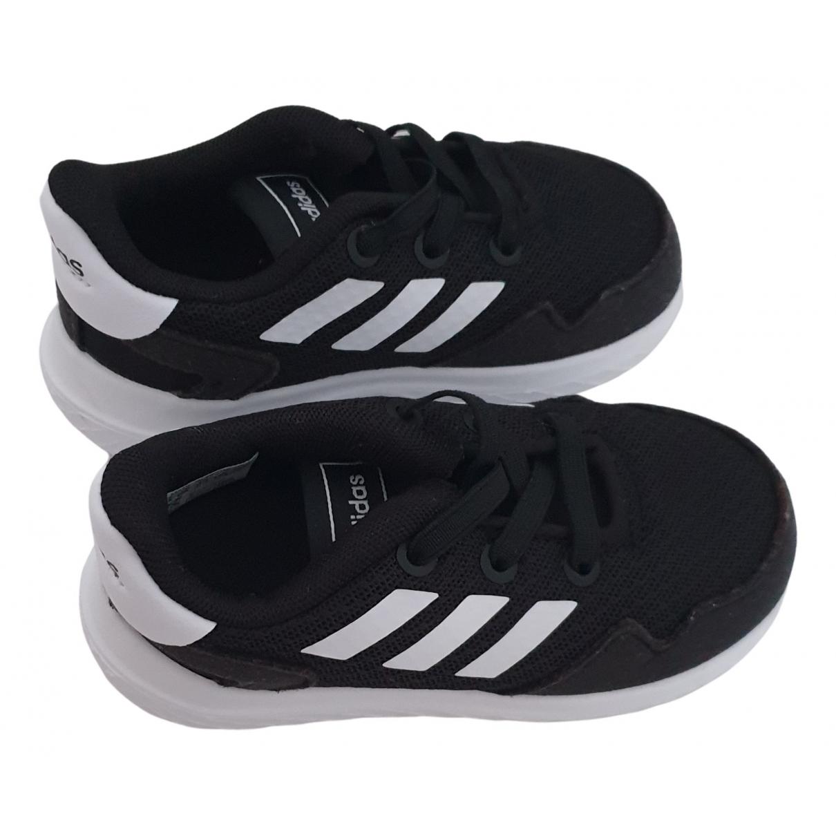 Adidas - Baskets   pour enfant - noir