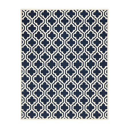 Safavieh Coilean Geometric Rug, One Size , Blue