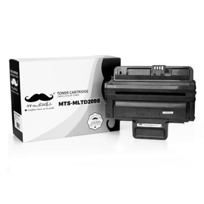 Samsung MLT-D209S cartouche de toner compatible noire - Moustache®
