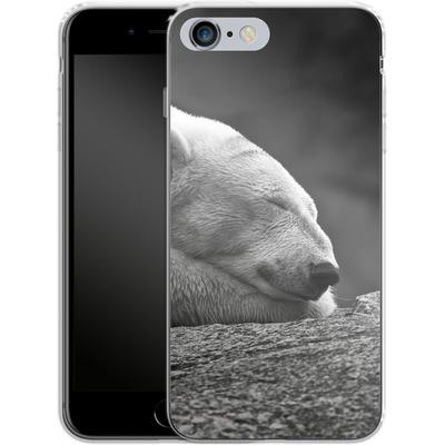 Apple iPhone 6 Plus Silikon Handyhuelle - Polar Bear von caseable Designs