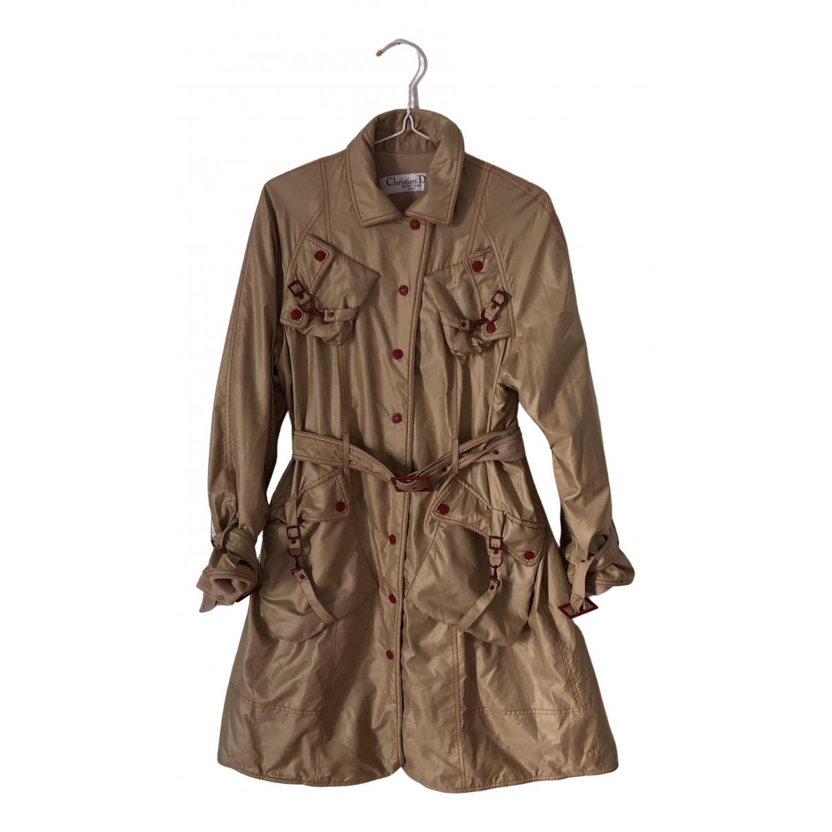 Christian Dior - Manteau   pour femme - beige