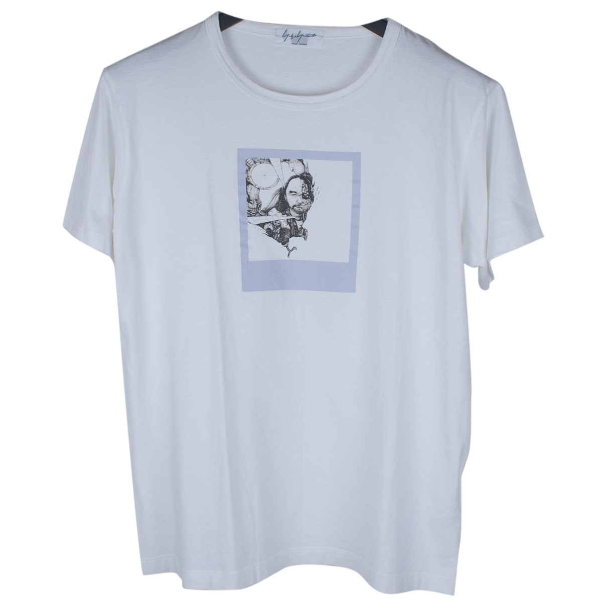 Yohji Yamamoto \N T-Shirts in  Weiss Baumwolle
