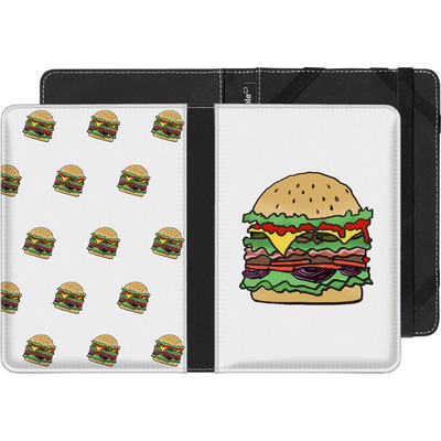 Kobo Aura eBook Reader Huelle - Burger  von caseable Designs