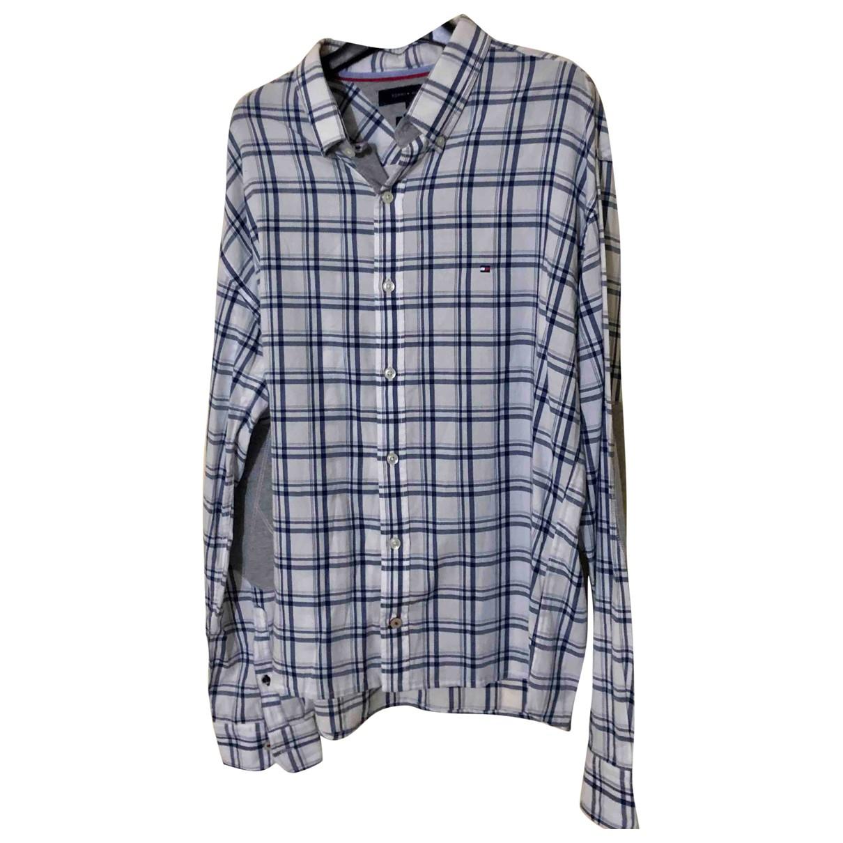 Tommy Hilfiger - Chemises   pour homme en coton