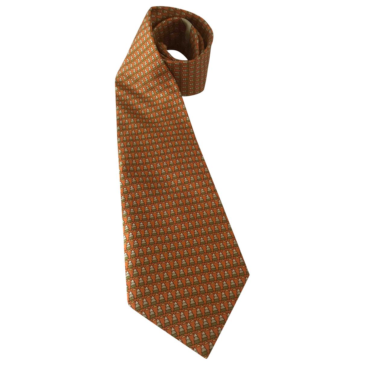 Salvatore Ferragamo N Silk Ties for Men N