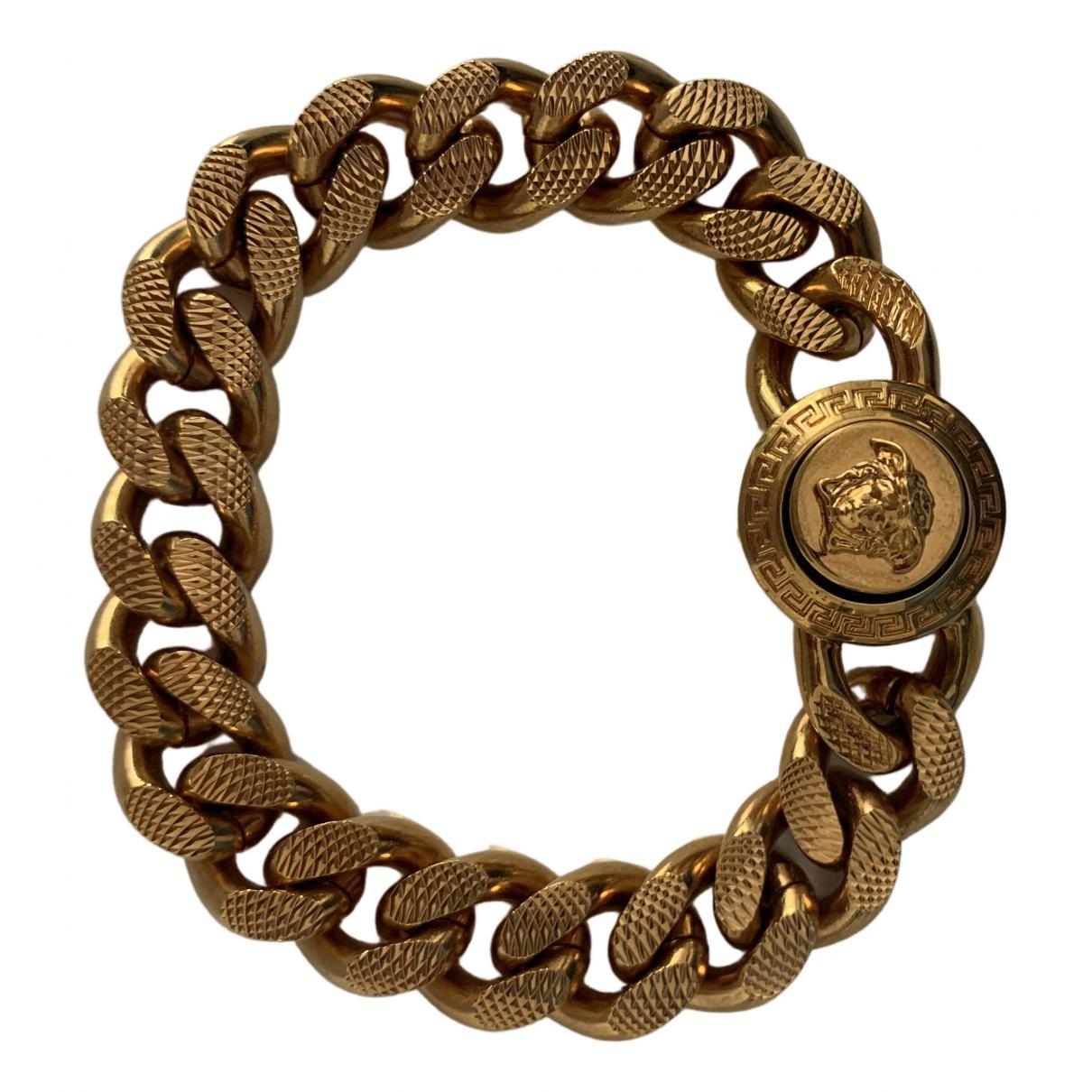 Versace Medusa Armband in  Gold Vergoldet