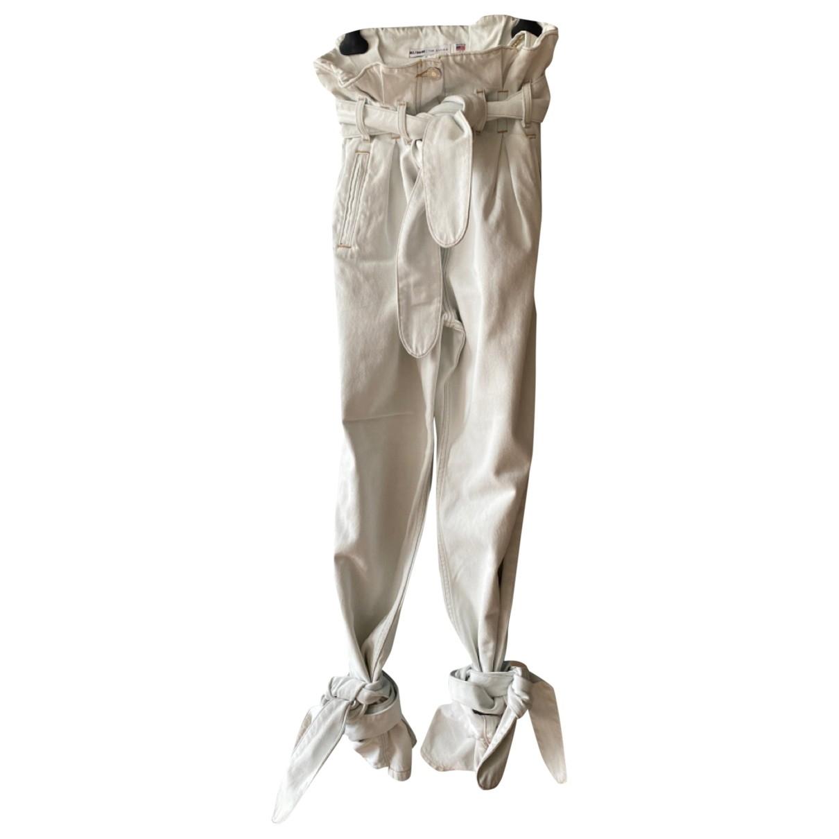 Attico \N Denim - Jeans Jeans for Women 25 US