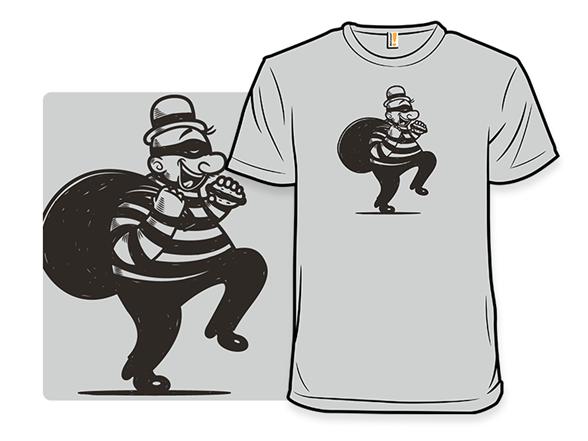 The Burgerlar T Shirt