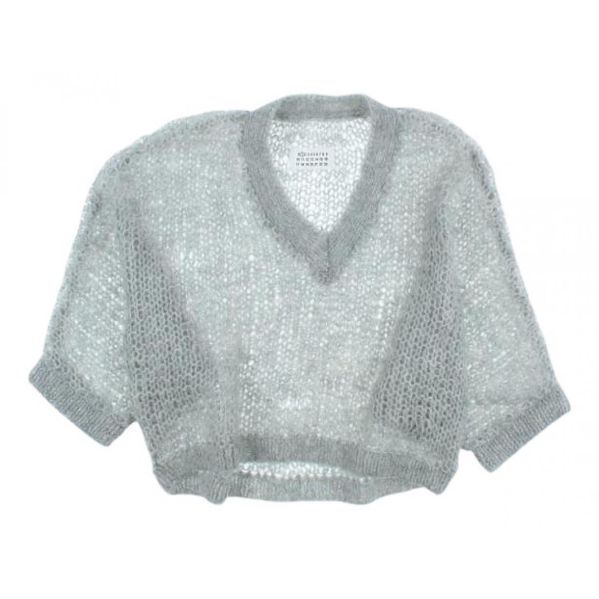 Maison Martin Margiela - Pull   pour femme - gris
