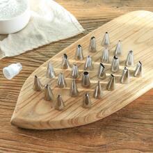24 piezas set de boquilla de pastel
