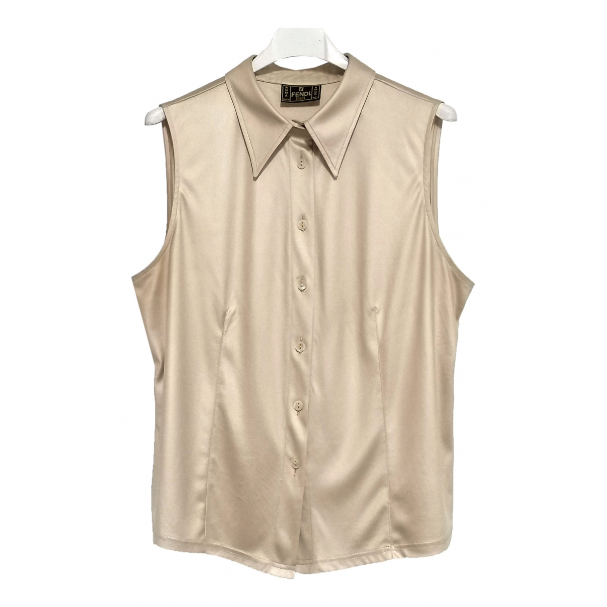 Fendi N Beige  top for Women M International