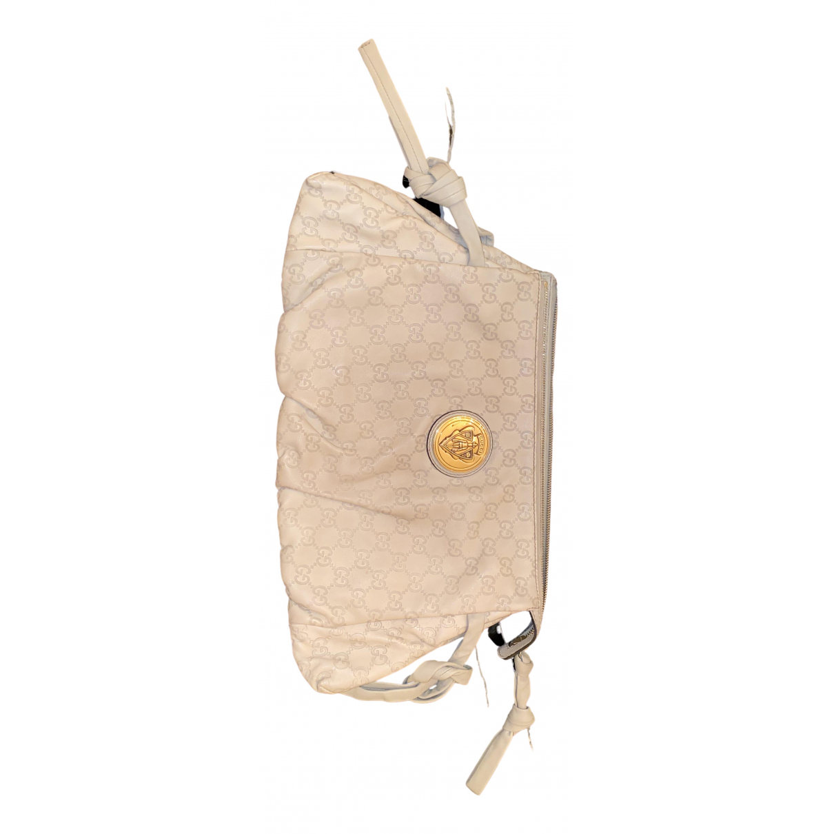 Gucci Hysteria Beige Leather Clutch bag for Women N