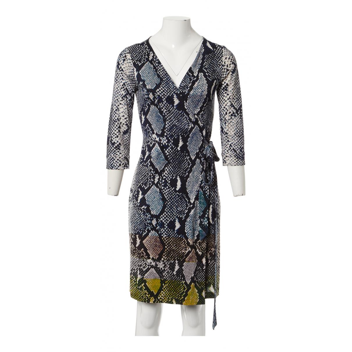 Diane Von Furstenberg N Multicolour Silk dress for Women 6 US