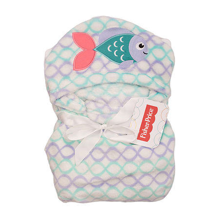 Fisher-Price Baby Blankets, One Size , Pink