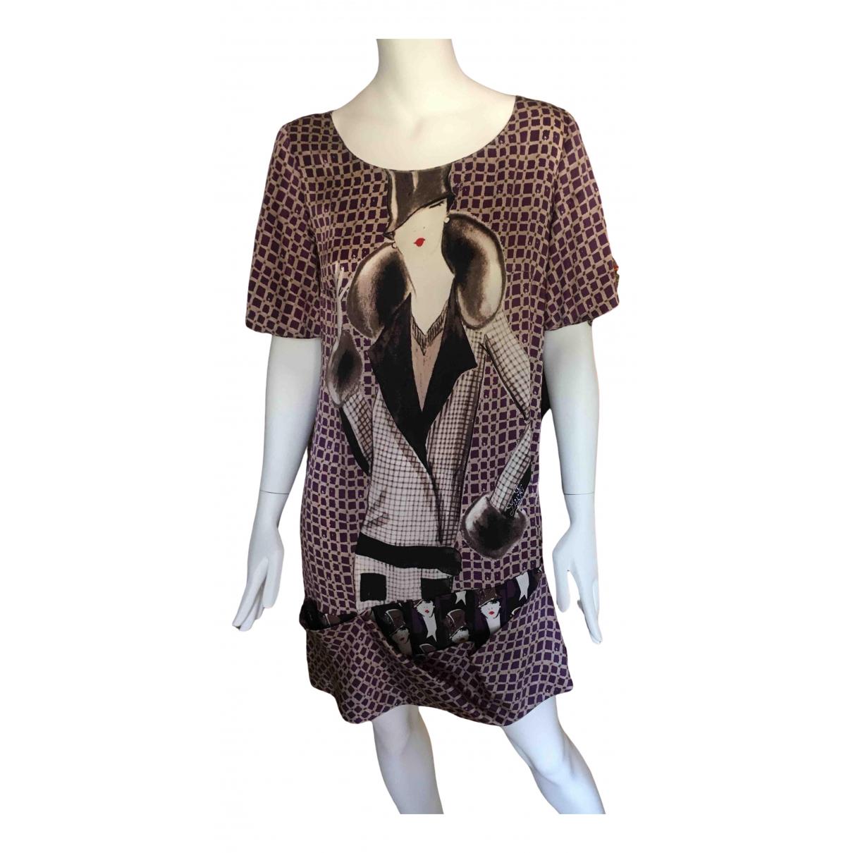 Vestido de Seda Liu.jo
