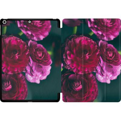 Apple iPad 9.7 (2018) Tablet Smart Case - Purple Ranunculus 2 von Joy StClaire
