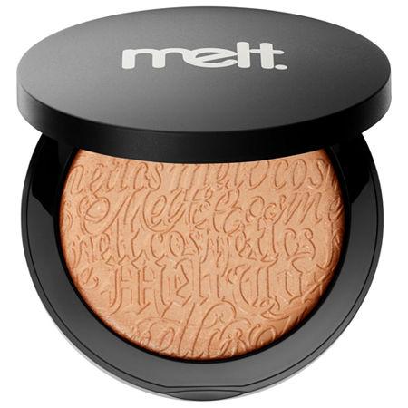 Melt Cosmetics Digital Dust Highlight, One Size , Yellow