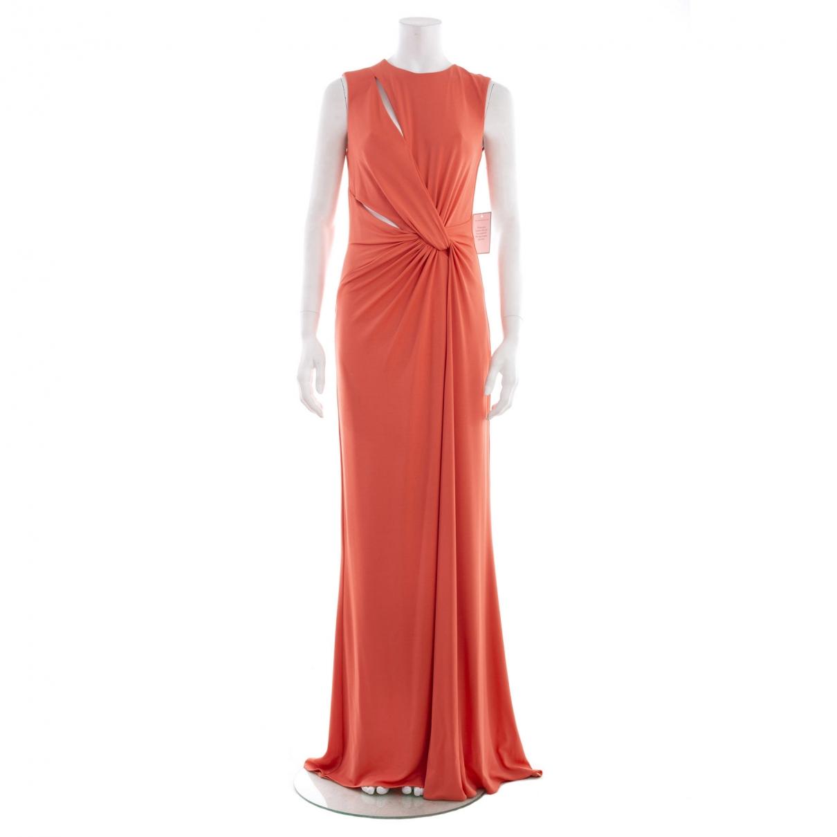 Elie Saab \N Orange dress for Women 38 FR