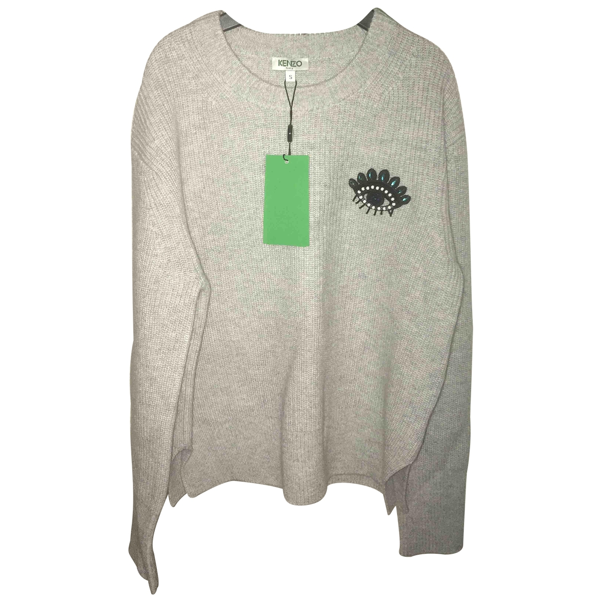 Kenzo \N Grey Cashmere Knitwear for Women S International