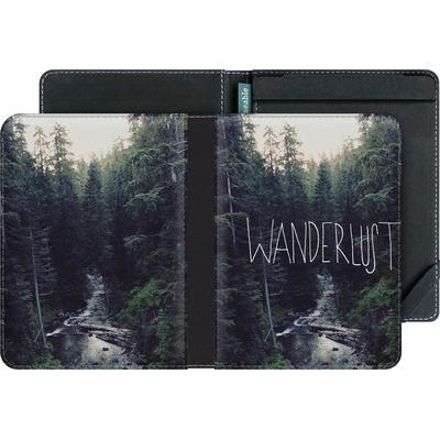 tolino vision eBook Reader Huelle - Wanderlust - Rainier Creek von Leah Flores