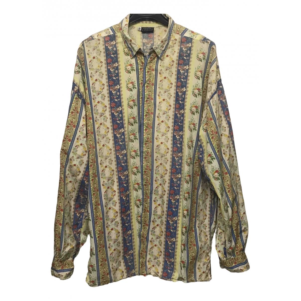 Versus - Chemises   pour homme en coton