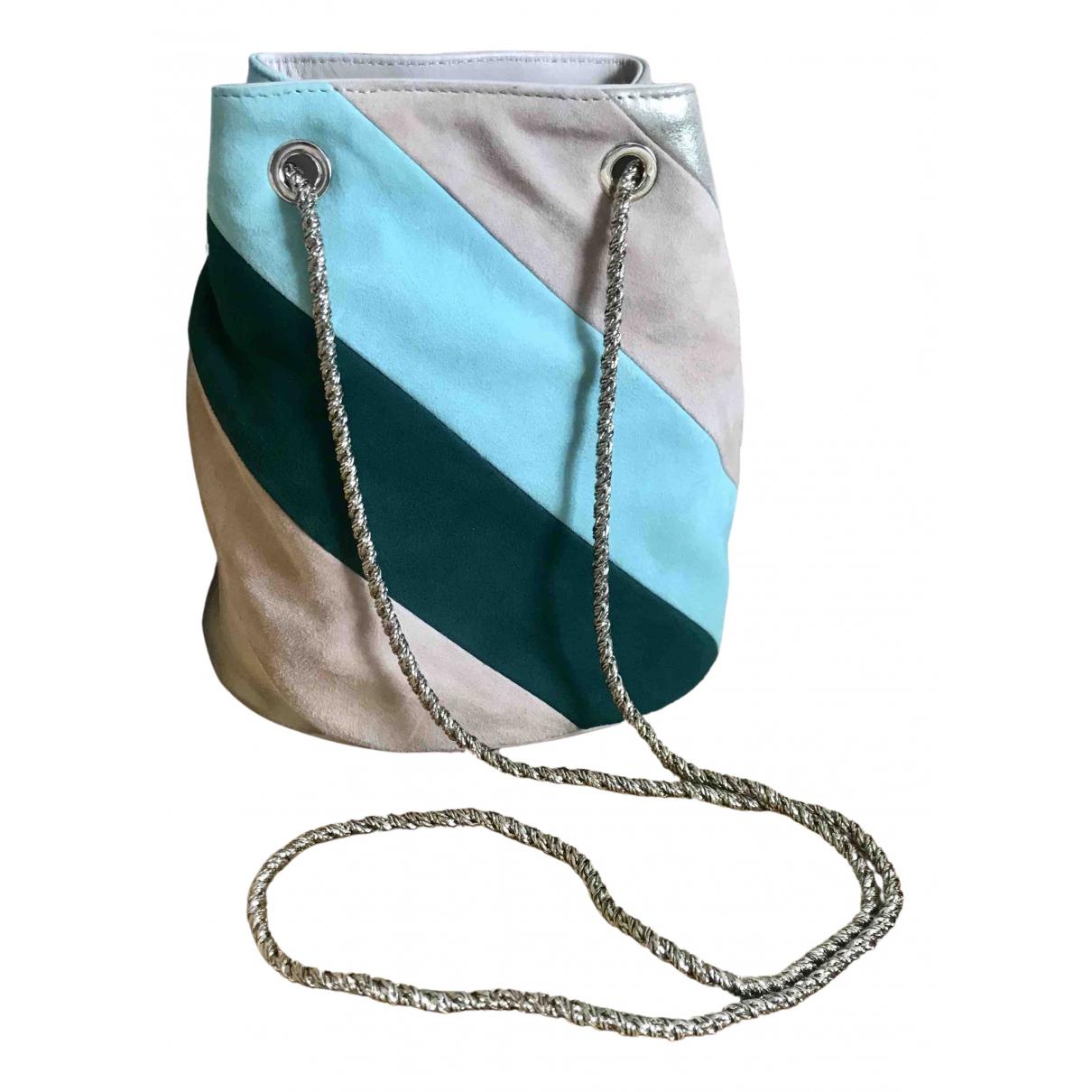 Sézane N Multicolour Leather handbag for Women N
