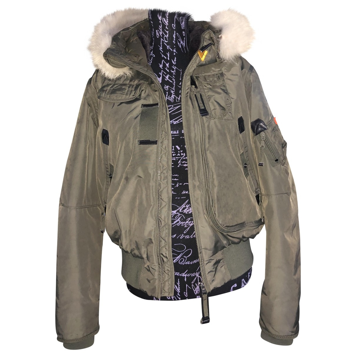 Parajumpers \N Khaki coat for Women 38 FR
