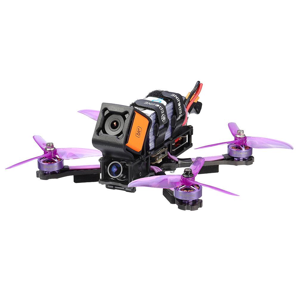Eachine Wizard X220HV 6S FPV Racing RC Drone PNP w/ F4 OSD 45A 40CH 600mW Foxeer Arrow Cam
