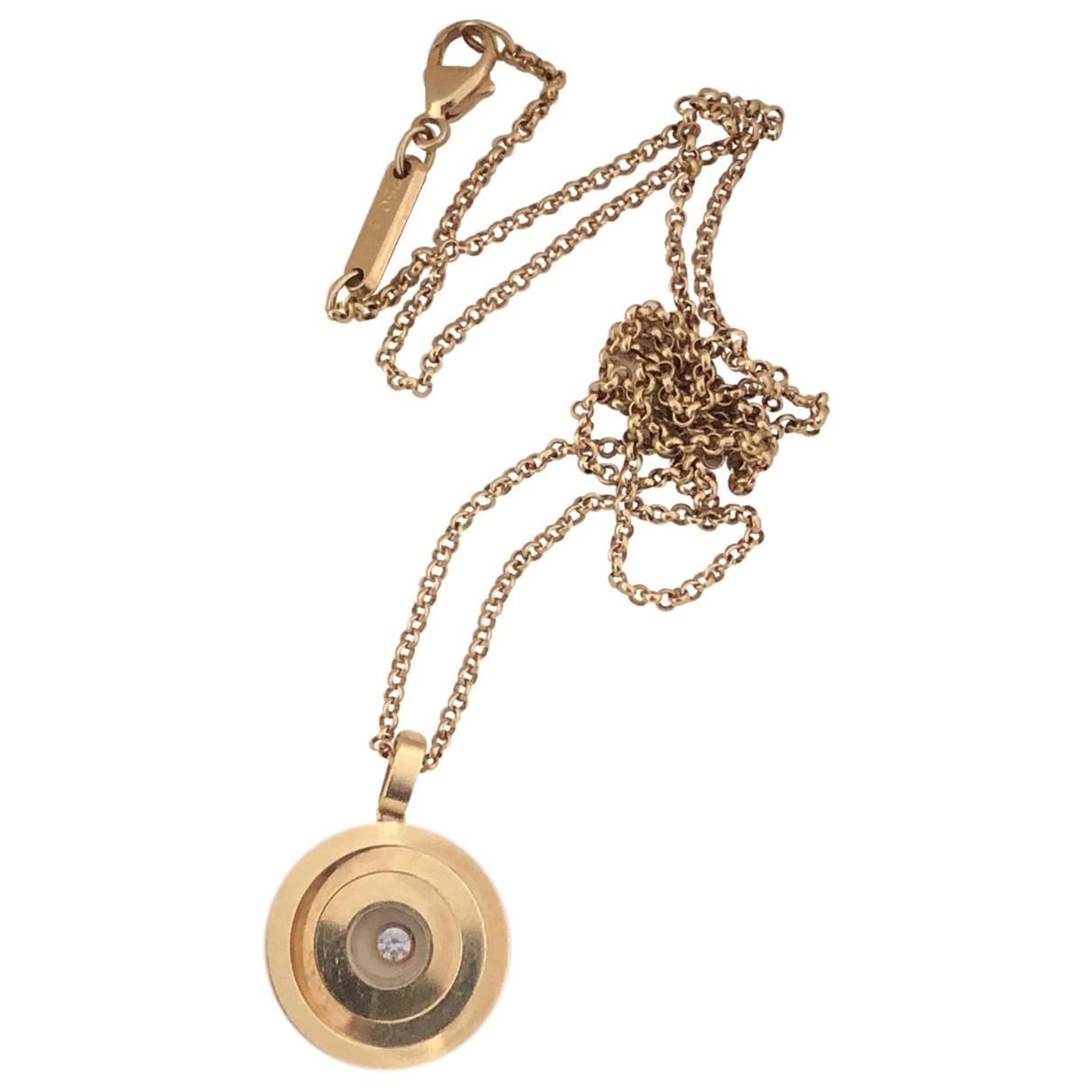 Chopard Happy Spirit Gold Yellow gold pendant for Women \N