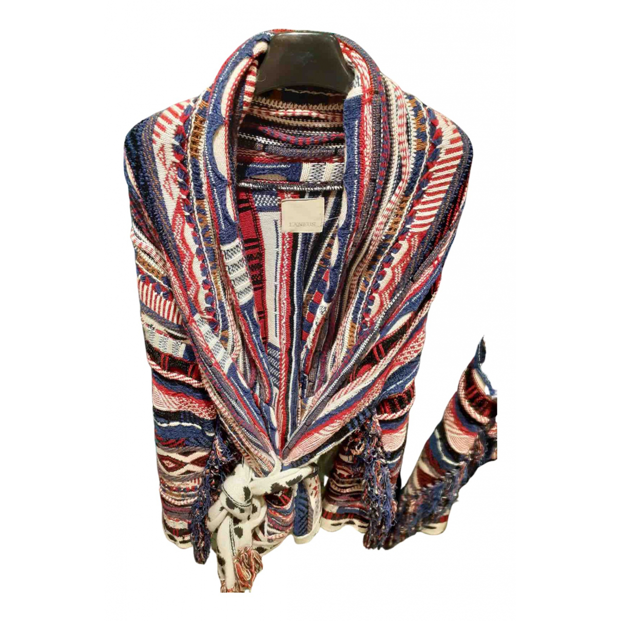Laneus - Manteau   pour femme - multicolore