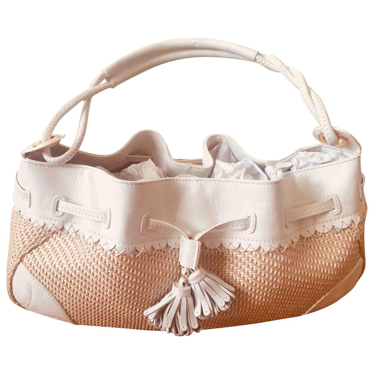 Cole Haan \N White Leather handbag for Women \N