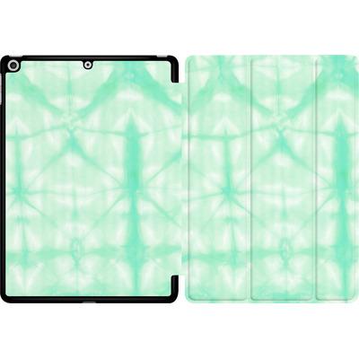 Apple iPad 9.7 (2017) Tablet Smart Case - Tie Dye 2 Mint von Amy Sia