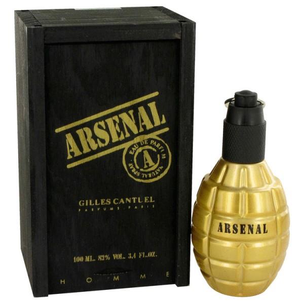 Arsenal Gold - Gilles Cantuel Eau de parfum 100 ML