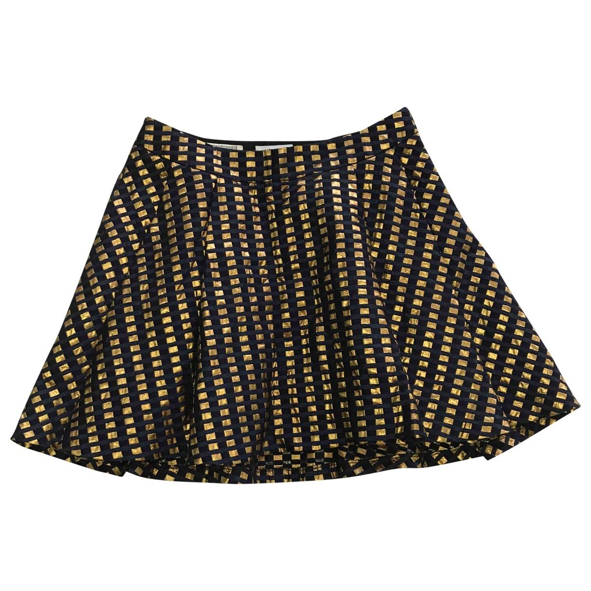 Moschino \N Multicolour Cotton skirt for Women 40 IT