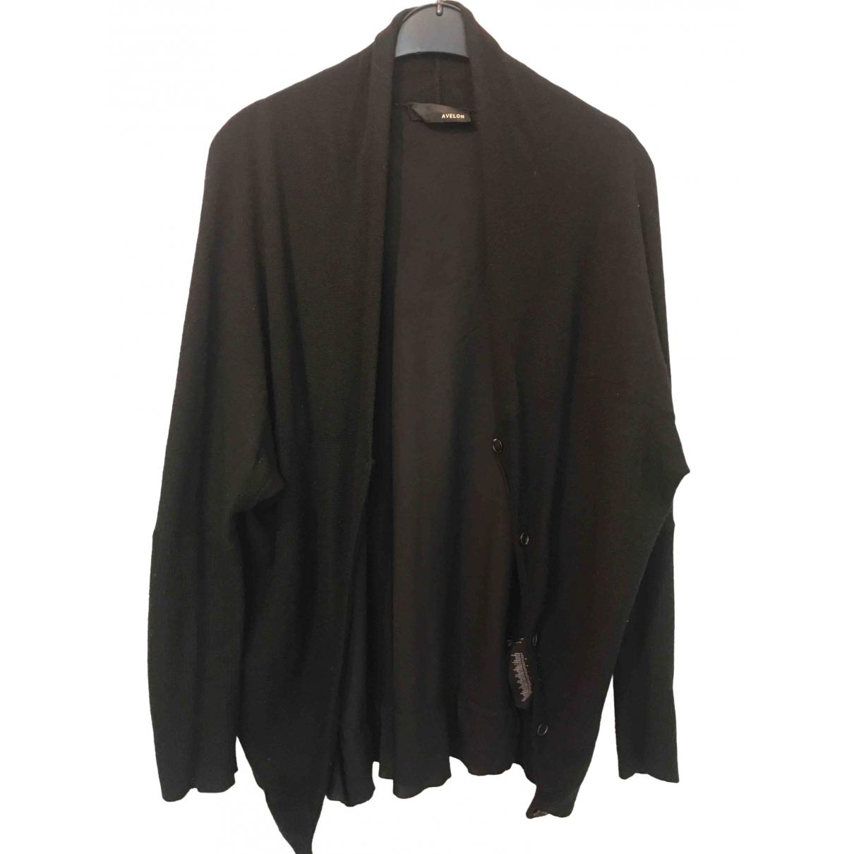 Avelon \N Black Wool Knitwear for Women XS International