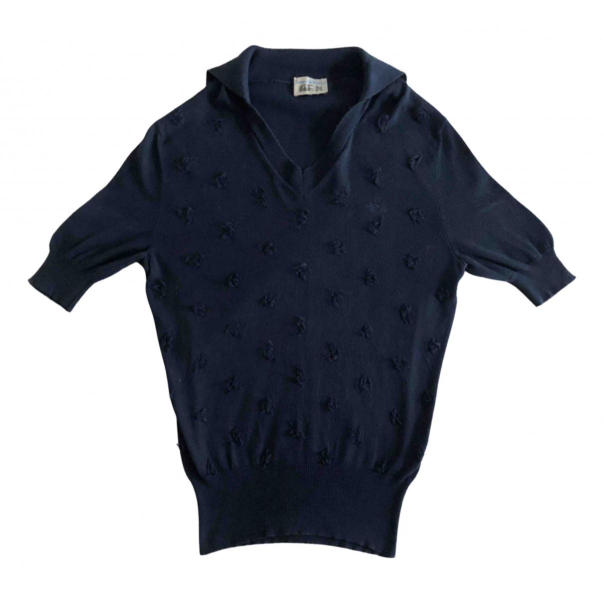 Vivienne Westwood - Polos   pour homme en coton - marine