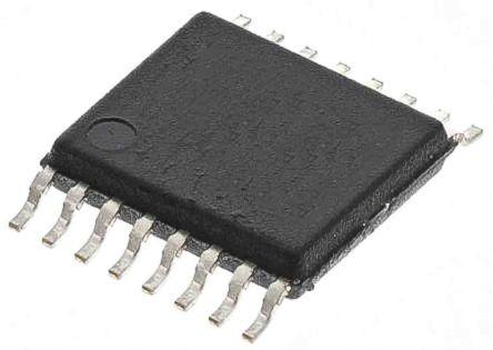 STMicroelectronics STP08CP05XTTR, LED Display Driver, 3 → 5.5 V, 16-Pin TSSOP (2500)