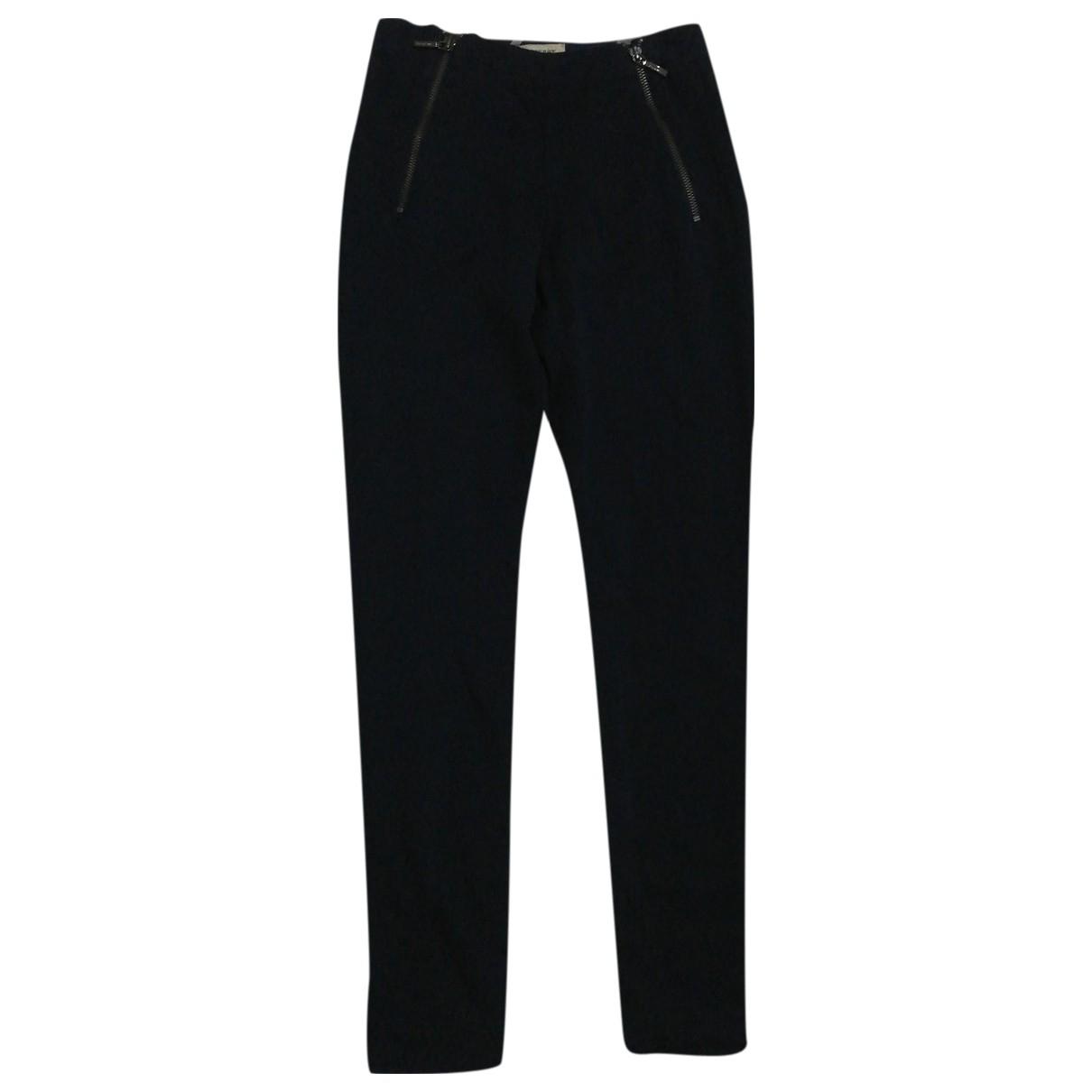 Burberry - Pantalon   pour enfant en coton - marine