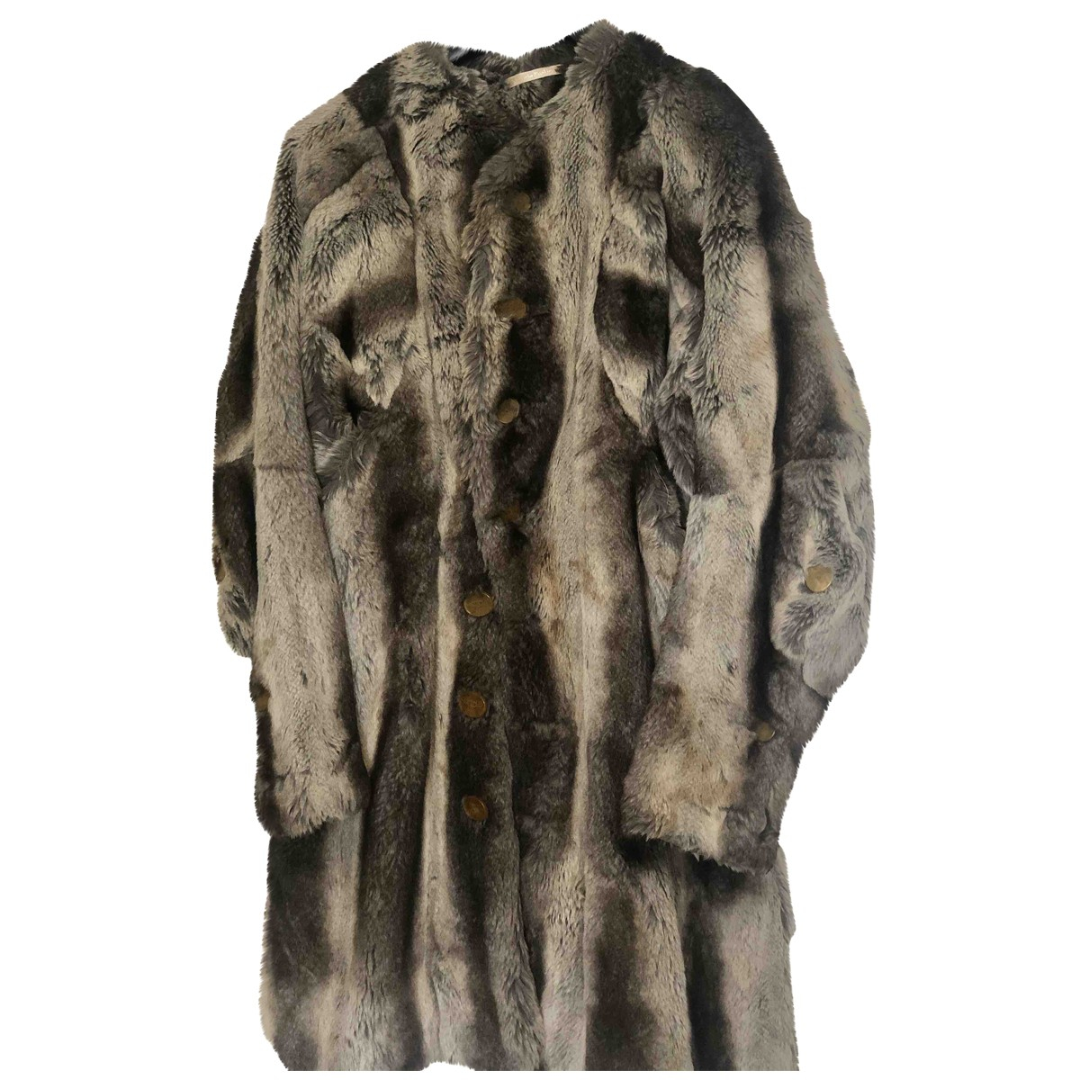 Vivienne Westwood \N Beige Faux fur coat  for Men 42 UK - US