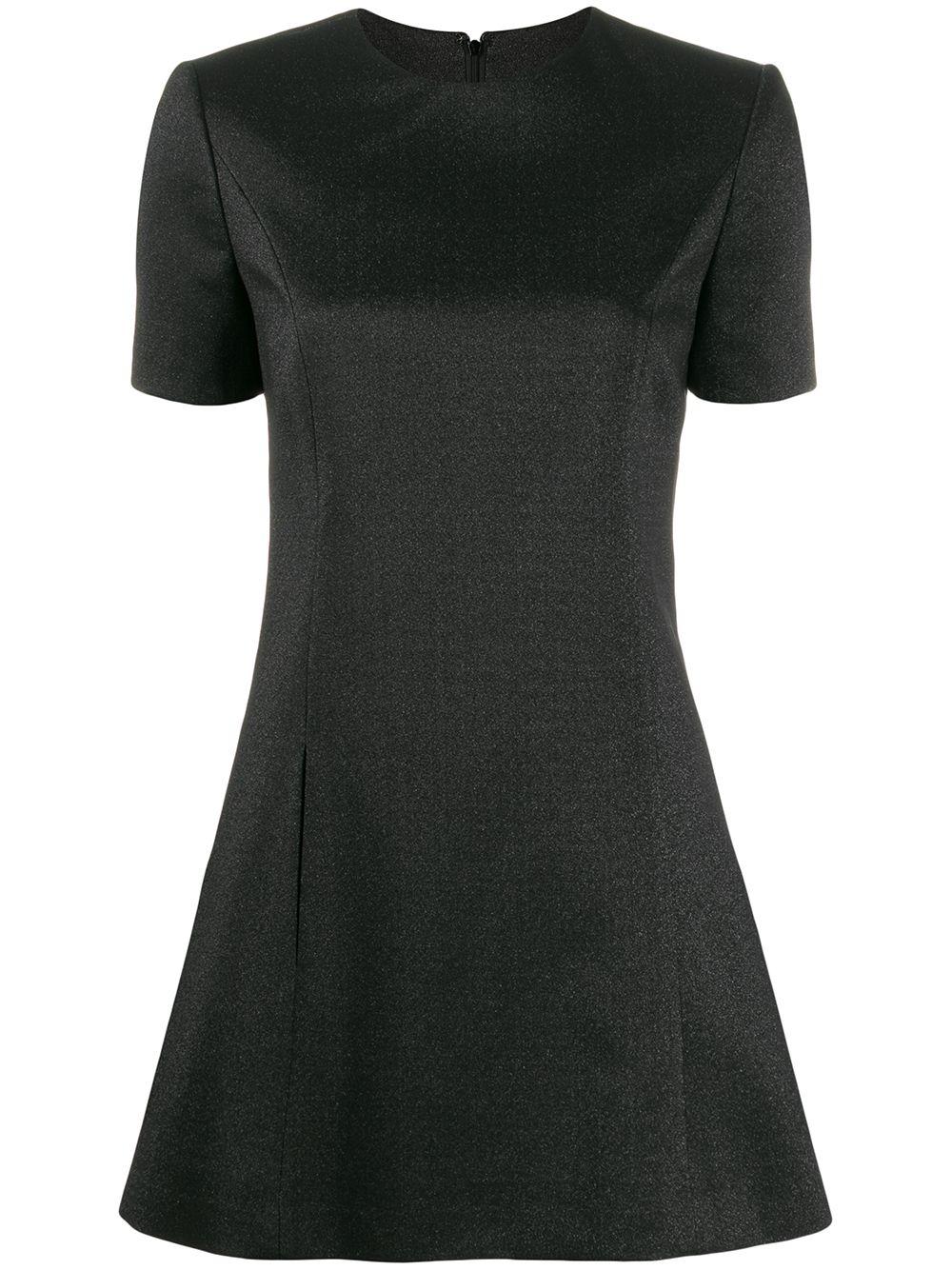 Silk Short Dress