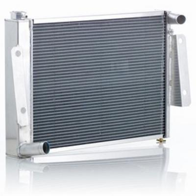Be Cool Dual Core Radiator Module Assembly for GM V8 Engines with Standard Transmission - 80222